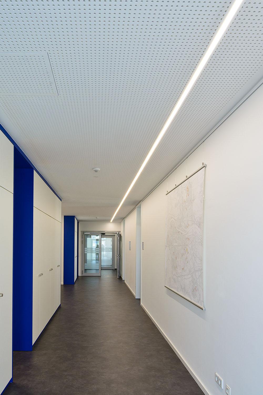 Stadtbau Regensburg Objektbeleuchtung