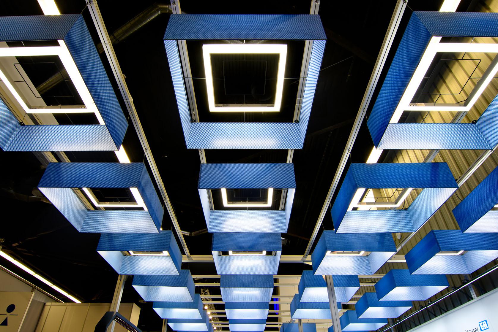 Endress+Hauser Objektbeleuchtung