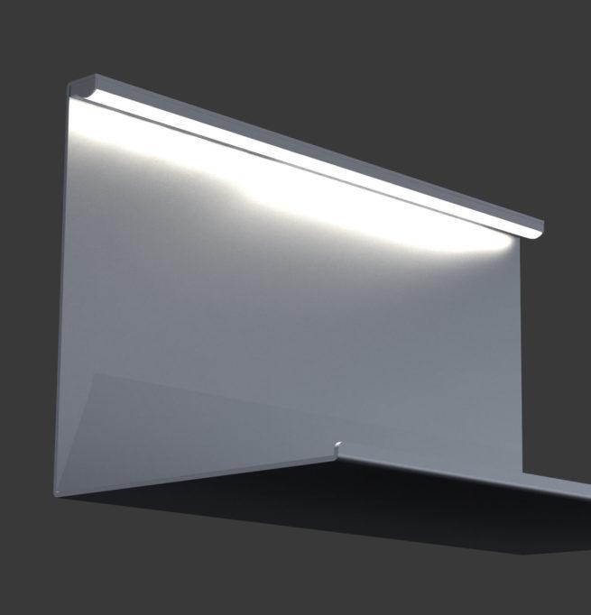 Wallboard S Leuchte Produktbild