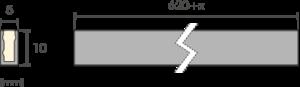 Nano Line Detailzeichnung