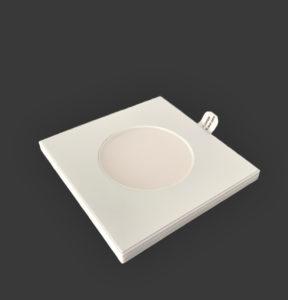 Flat Spot Produktfoto