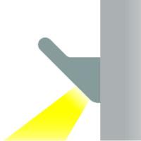 hc Wandleuchte Lichtaustritt L3
