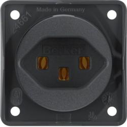 Berker Integro Steckdose CH 962592505